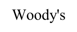mark for WOODY'S, trademark #85958585
