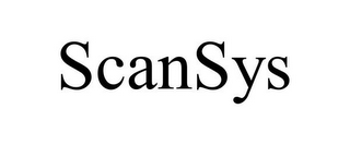 mark for SCANSYS, trademark #85958591