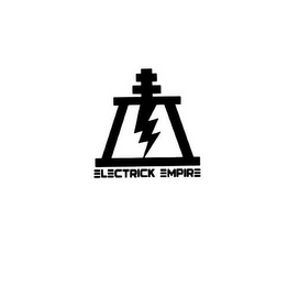 mark for ELECTRICK EMPIRE, trademark #85958775