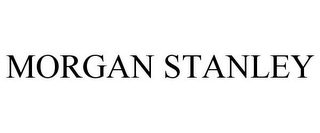 mark for MORGAN STANLEY, trademark #85958812