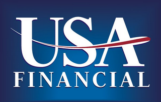 mark for USA FINANCIAL, trademark #85958907