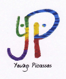 mark for YP YOUNG PICASSOS, trademark #85958925