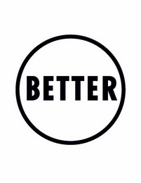 mark for BETTER, trademark #85958949