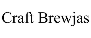 mark for CRAFT BREWJAS, trademark #85959243