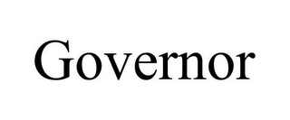 mark for GOVERNOR, trademark #85959479