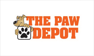 mark for THE PAW DEPOT, trademark #85959484
