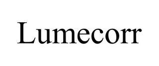 mark for LUMECORR, trademark #85959590