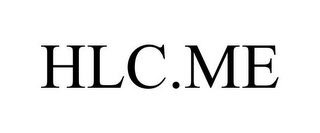 mark for HLC.ME, trademark #85959631