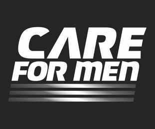 mark for CARE FOR MEN, trademark #85959633