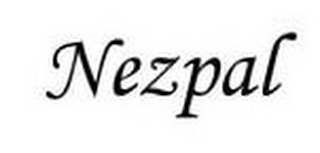 mark for NEZPAL, trademark #85959676
