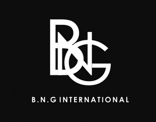 mark for BNG B.N.G. INTERNATIONAL, trademark #85959688