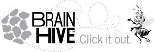 mark for BRAIN HIVE CLICK IT OUT., trademark #85959845
