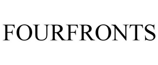 mark for FOURFRONTS, trademark #85959901