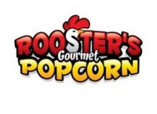 mark for ROOSTER'S GOURMET POPCORN, trademark #85959913