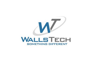 mark for WT WALLSTECH SOMETHING DIFFERENT, trademark #85959993