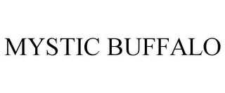 mark for MYSTIC BUFFALO, trademark #85960199
