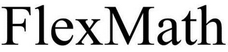 mark for FLEXMATH, trademark #85960517