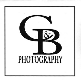 mark for C & B PHOTOGRAPHY, trademark #85960684