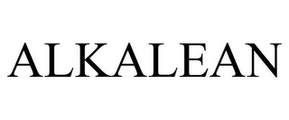 mark for ALKALEAN, trademark #85961011