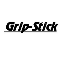 mark for GRIP-STICK, trademark #85961624