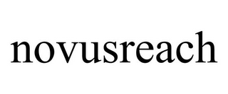 mark for NOVUSREACH, trademark #85961838