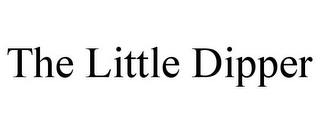 mark for THE LITTLE DIPPER, trademark #85962098