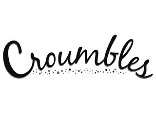 mark for CROUMBLES, trademark #85962186