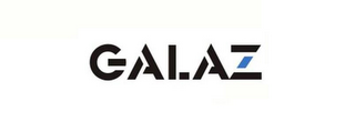 mark for GALAZ, trademark #85962290