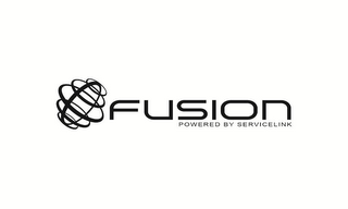 mark for FUSION POWERED BY SERVICELINK, trademark #85962482