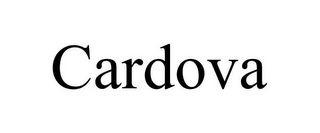 mark for CARDOVA, trademark #85962491