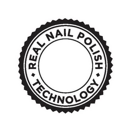 mark for REAL NAIL POLISH TECHNOLOGY, trademark #85962644