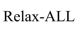 mark for RELAX-ALL, trademark #85962814