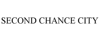 mark for SECOND CHANCE CITY, trademark #85963189