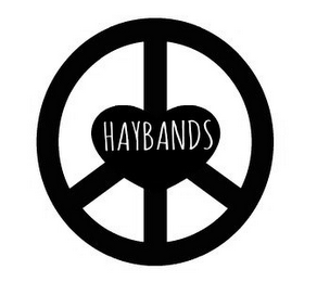 mark for HAYBANDS, trademark #85963195