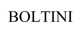 mark for BOLTINI, trademark #85963410