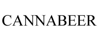 mark for CANNABEER, trademark #85963683
