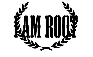 mark for I AM ROOT, trademark #85963735