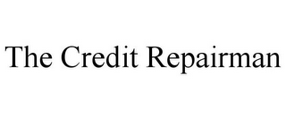 mark for THE CREDIT REPAIRMAN, trademark #85963999