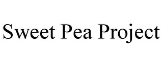 mark for SWEET PEA PROJECT, trademark #85964435