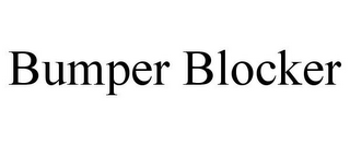 mark for BUMPER BLOCKER, trademark #85964627