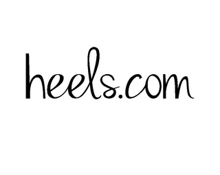 mark for HEELS.COM, trademark #85964667