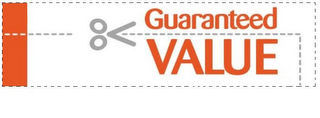 mark for GUARANTEED VALUE, trademark #85965040