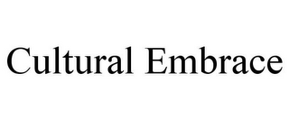 mark for CULTURAL EMBRACE, trademark #85965264
