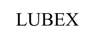 mark for LUBEX, trademark #85965265
