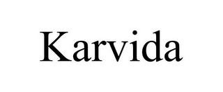 mark for KARVIDA, trademark #85965281