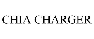 mark for CHIA CHARGER, trademark #85965294