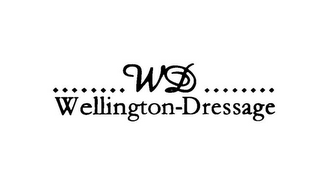 mark for WD WELLINGTON-DRESSAGE, trademark #85965314