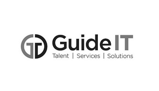 mark for G GUIDE IT TALENT | SERVICES | SOLUTIONS, trademark #85965377