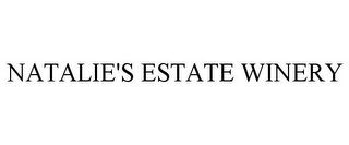 mark for NATALIE'S ESTATE WINERY, trademark #85965514