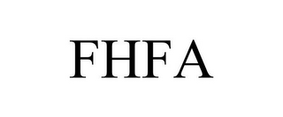 mark for FHFA, trademark #85965741